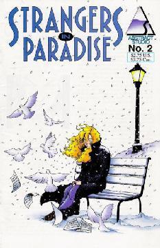 STRANGERS IN PARADISE VOL II (1-13)