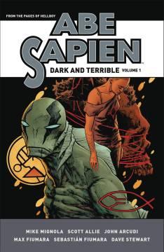 ABE SAPIEN DARK & TERRIBLE HC 01