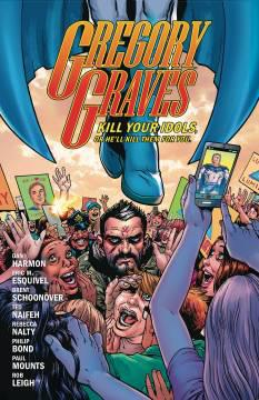 GREGORY GRAVES TP 01 INTERVIEW WITH A SUPERVILLAIN