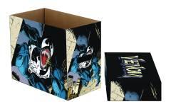 MARVEL VENOM 5PK SHORT COMIC STORAGE BOX