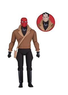 BATMAN THE ADVENTURES CONTINUES RED HOOD AF