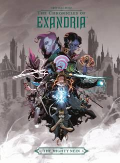CRITICAL ROLE HC 01 CHRONICLES OF EXANDRIA MIGHTY NEIN
