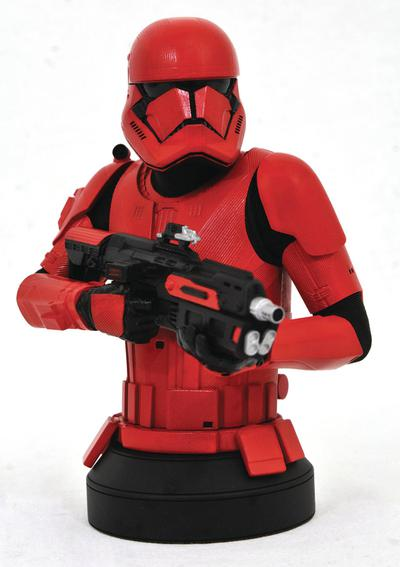 STAR WARS EP9 SITH TROOPER 1/6 SCALE BUST