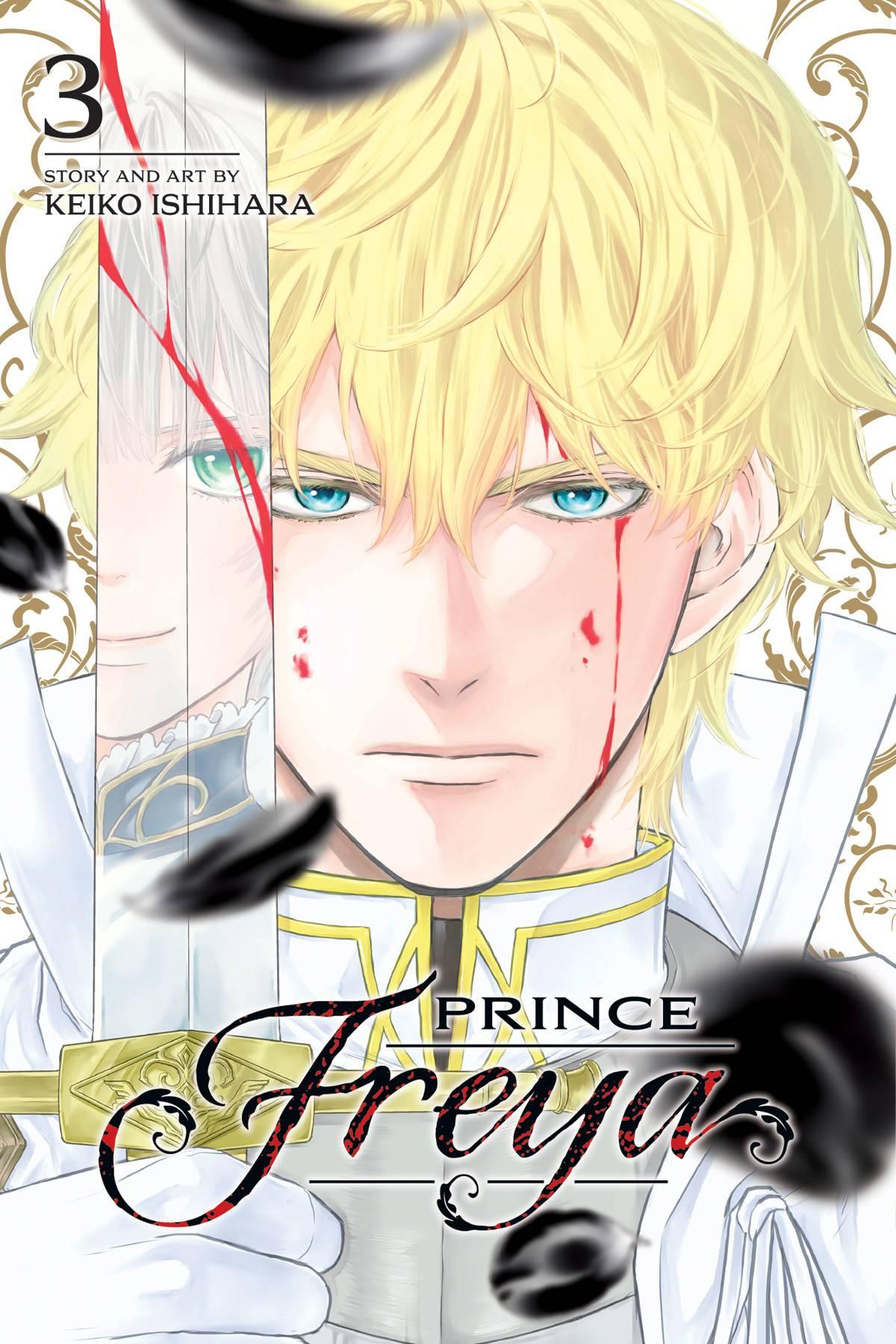 PRINCE FREYA GN 03