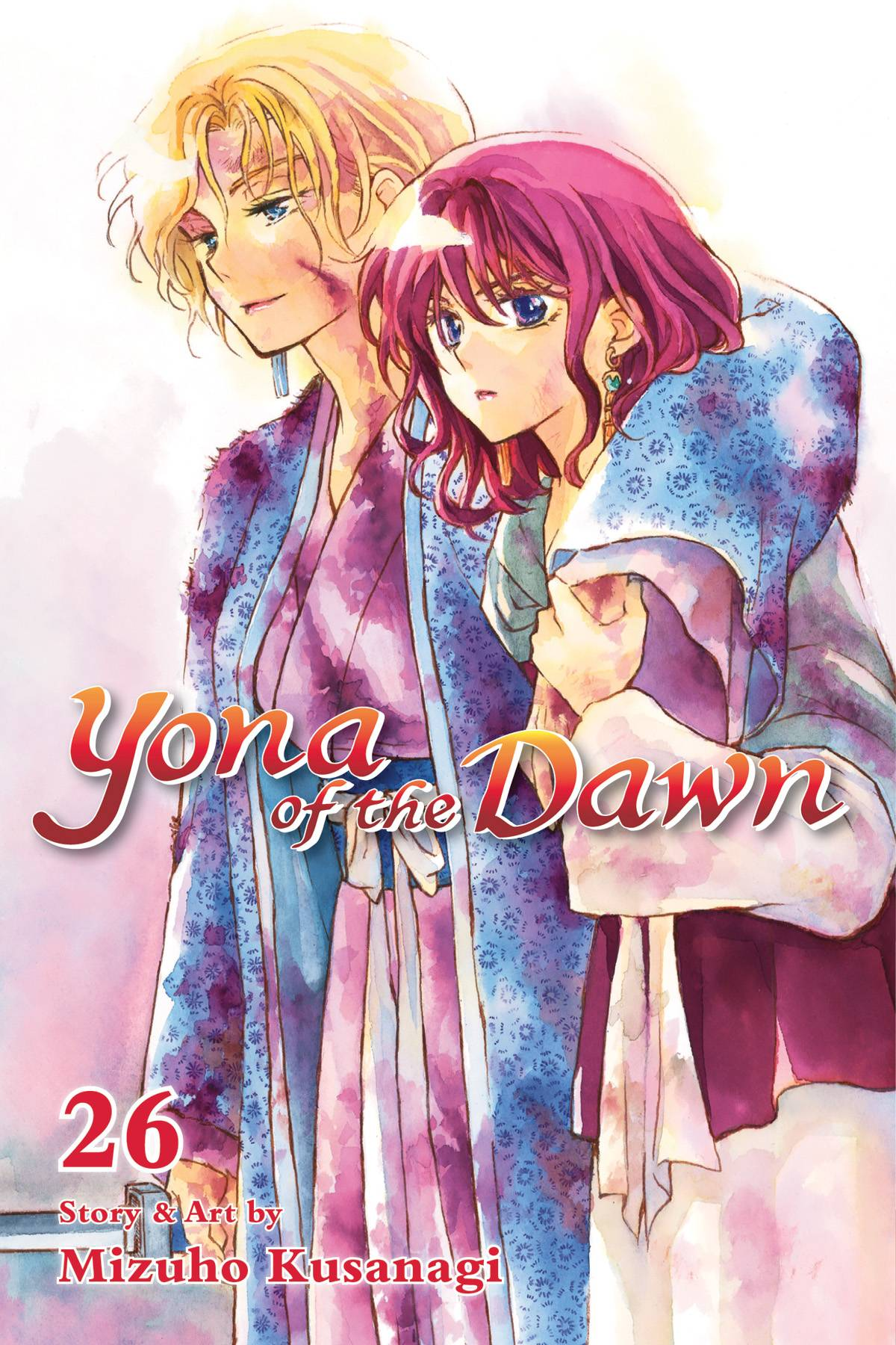 YONA OF THE DAWN GN 26