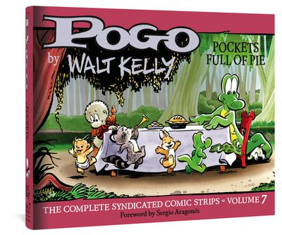 POGO COMP SYNDICATED STRIPS HC 07 POCKETS FULL PIE