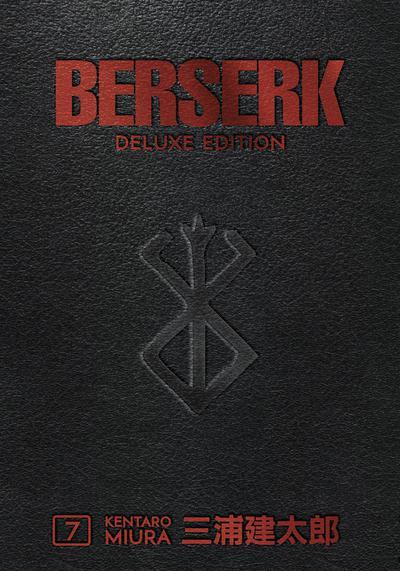 BERSERK DELUXE EDITION HC 07