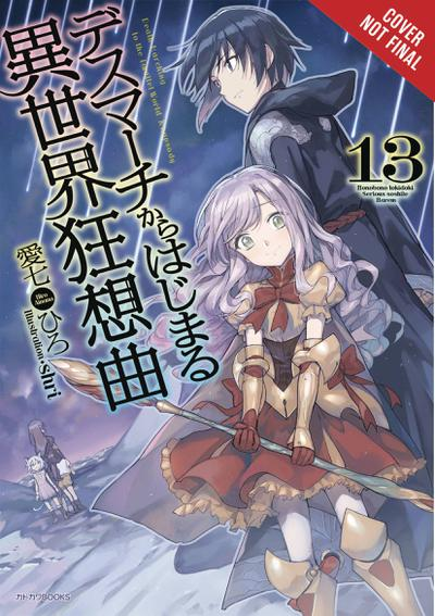 DEATH MARCH PARALLEL WORLD RHAPSODY NOVEL SC 13