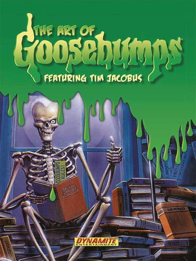 ART OF GOOSEBUMPS HC