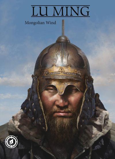 MONGOLIAN WIND ART OF LU MING HC