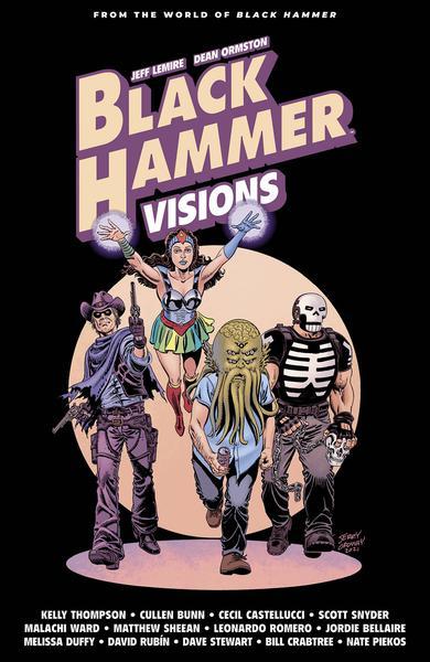 BLACK HAMMER VISIONS HC 02