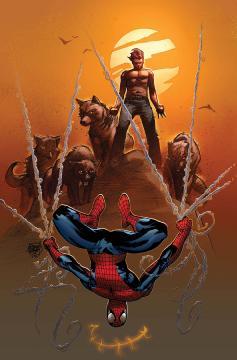 ASTONISHING SPIDER-MAN WOLVERINE