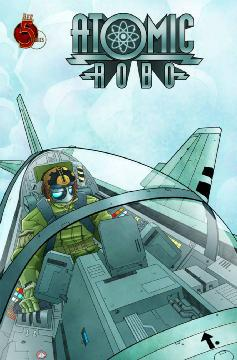 ATOMIC ROBO GHOST OF STATION X