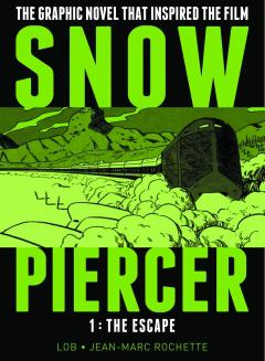 SNOWPIERCER HC 01 THE ESCAPE