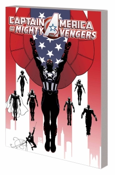 CAPTAIN AMERICA MIGHTY AVENGERS TP 01 OPEN FOR BUSINESS
