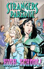 STRANGERS IN PARADISE TP 06 HIGH SCHOOL