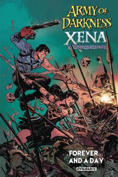 ARMY OF DARKNESS XENA FOREVER AND A DAY TP