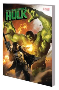 INCREDIBLE HULK BY AARON COMPLETE COLLECTION TP