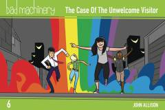 BAD MACHINERY POCKET ED TP 06 CASE UNWELCOME VISITOR