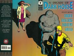 A DECADE OF DARK HORSE (1-4)