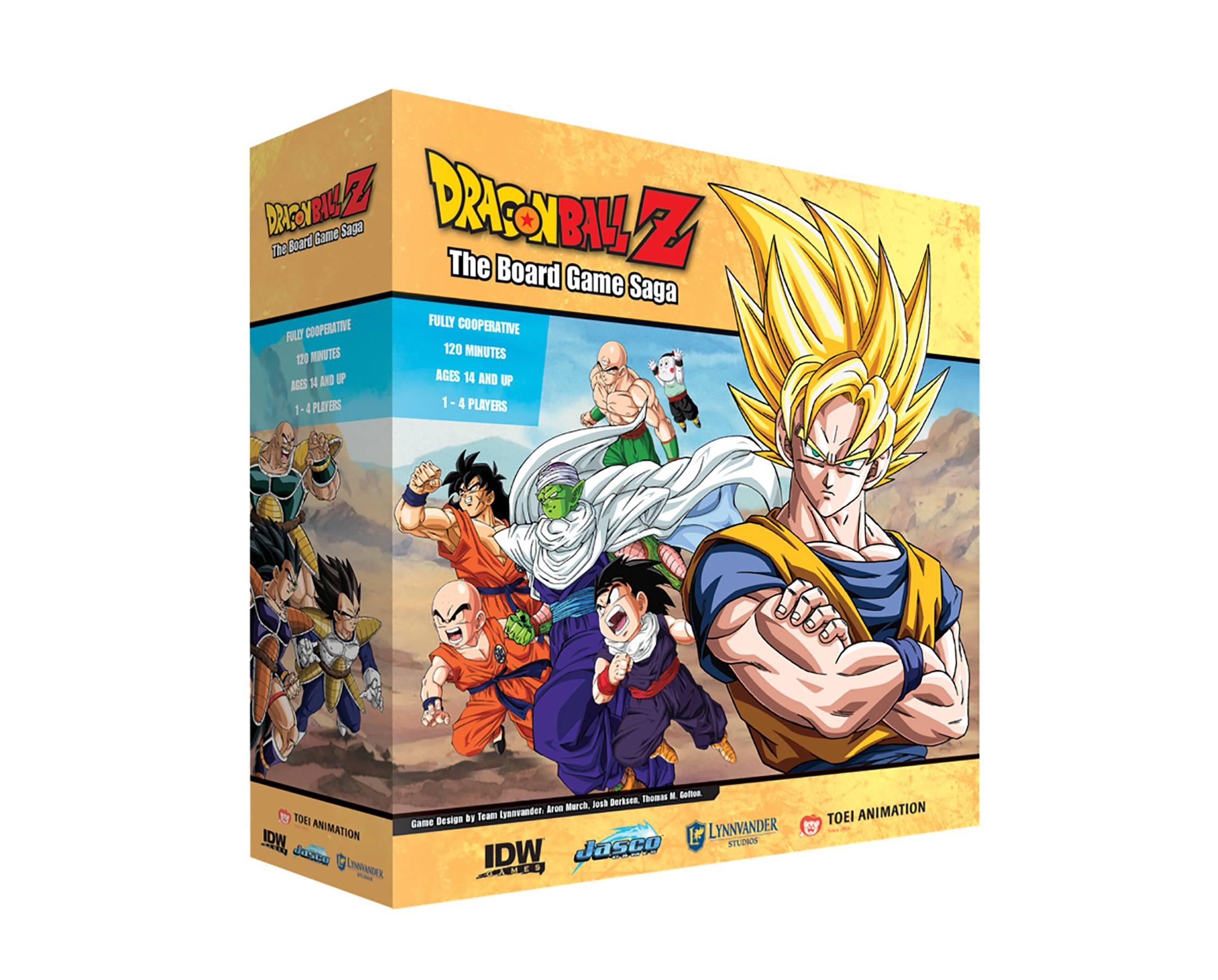 DRAGON BALL Z BOARD GAME SAGA