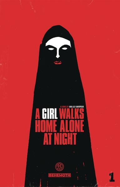 GIRL WALKS HOME ALONE AT NIGHT TP 01