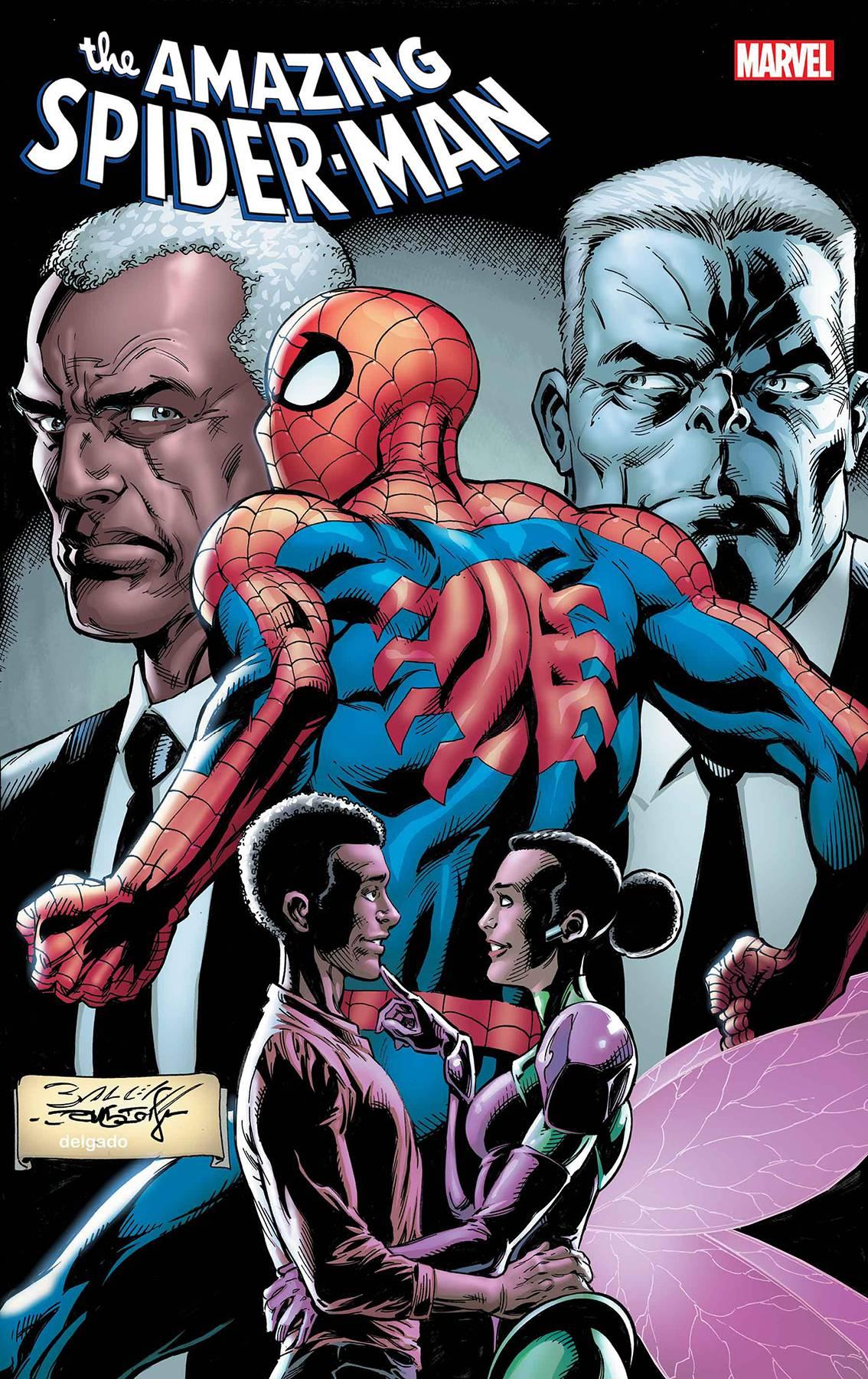 AMAZING SPIDER-MAN