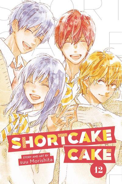 SHORTCAKE CAKE GN 12