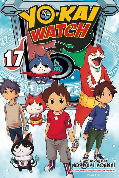 YO-KAI WATCH GN 17