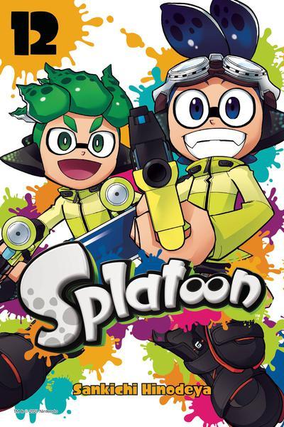 SPLATOON GN 12
