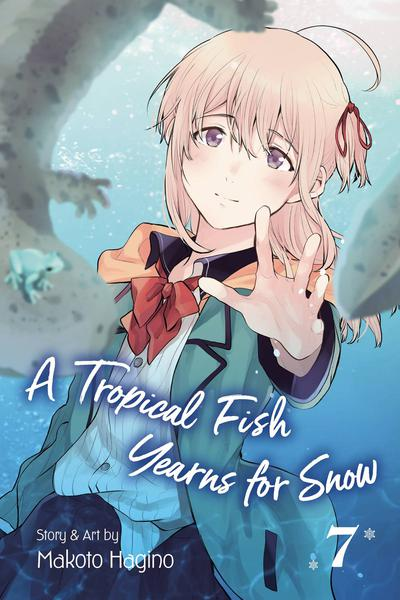 TROPICAL FISH YEARNS FOR SNOW GN 07