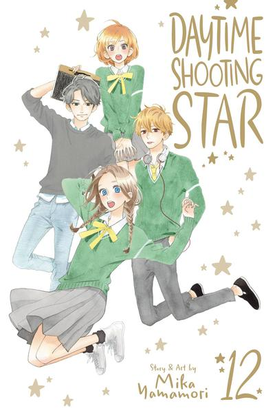 DAYTIME SHOOTING STAR GN 12