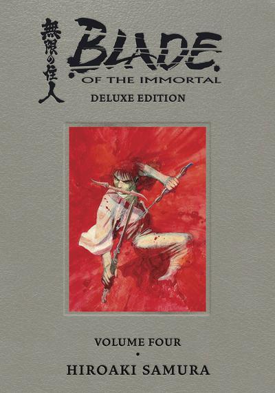 BLADE OF IMMORTAL DLX ED HC 04