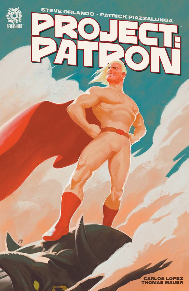 PROJECT PATRON TP