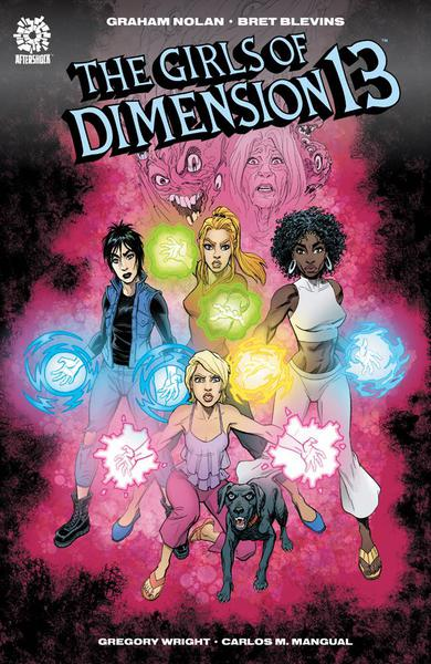 GIRLS OF DIMENSION 13 TP