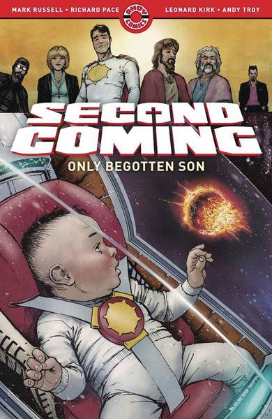 SECOND COMING ONLY BEGOTTEN SON TP 02