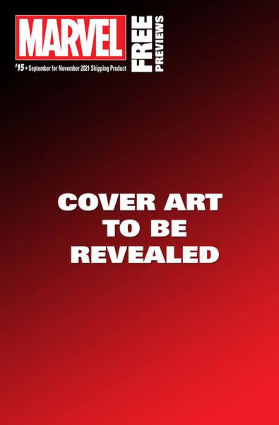 MARVEL PREVIEWS VOL 05 #18 DECEMBER 2021 EXTRAS