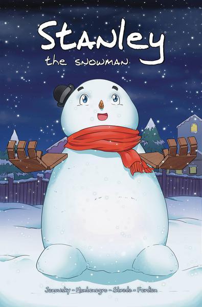 STANLEY THE SNOWMAN TP