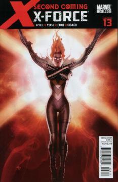 X-FORCE III (1-28)