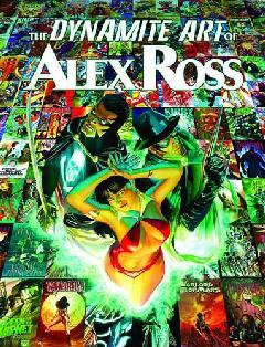 DYNAMITE ART OF ALEX ROSS HC