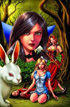 GFT ALICE IN WONDERLAND (1-6)