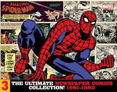 AMAZING SPIDER-MAN ULT NEWSPAPER COMICS HC 03 1981-1982