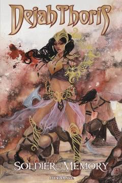 DEJAH THORIS SOLDIER OF MEMORY TP