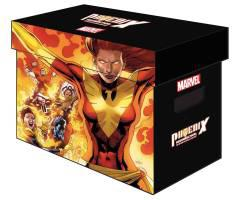 MARVEL GRAPHIC COMIC BOX PHOENIX RESURRECTION