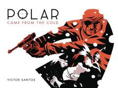 POLAR HC 01 CAME FROM THE COLD SECOND EDITION