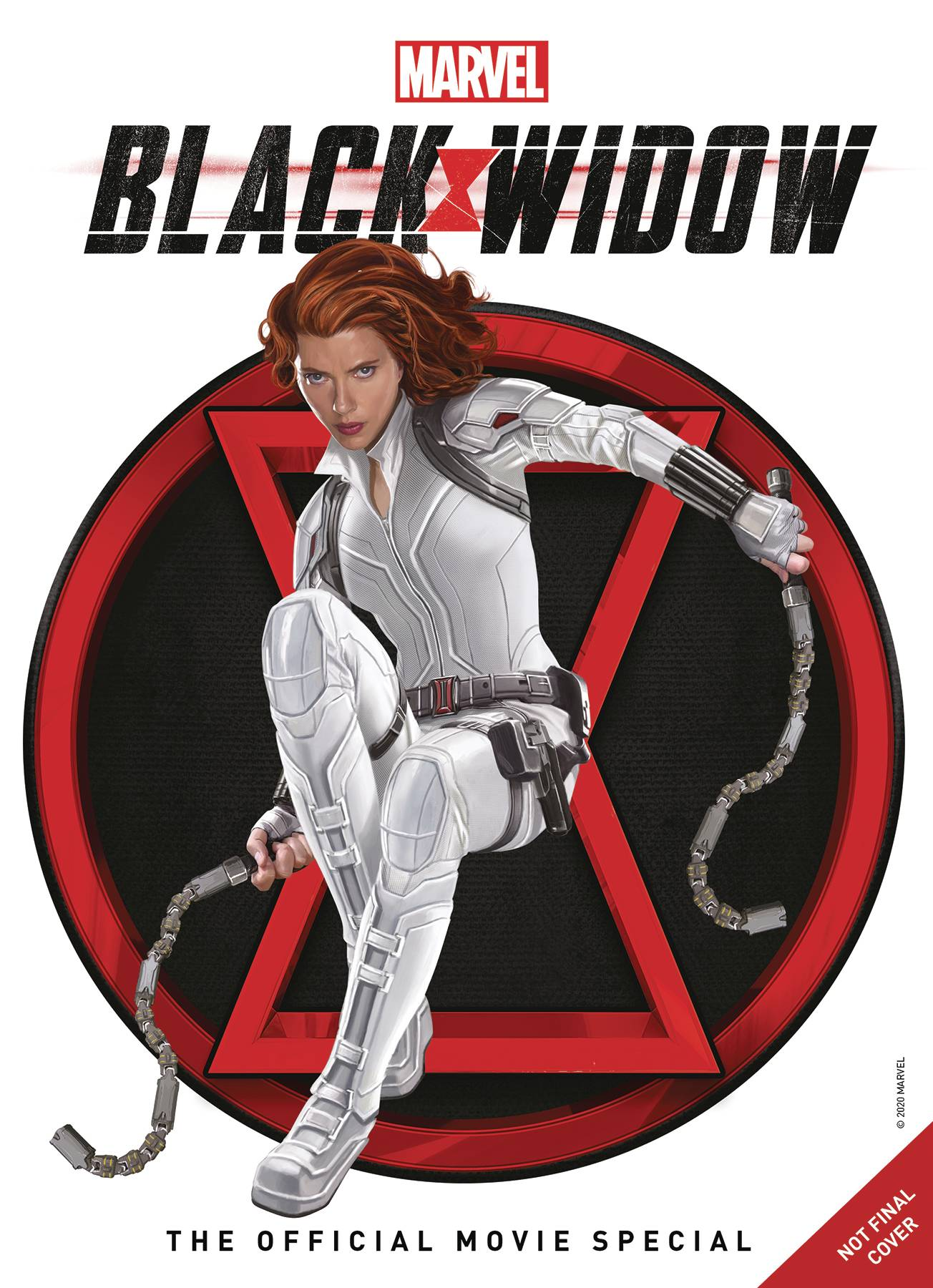 BLACK WIDOW OFF MOVIE SPECIAL PX ED