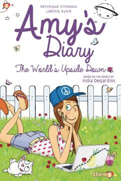 AMYS DIARY HC 02 WORLDS UPSIDE DOWN