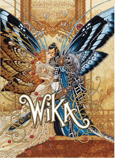WIKA ILLUSTRATED NOVEL HC