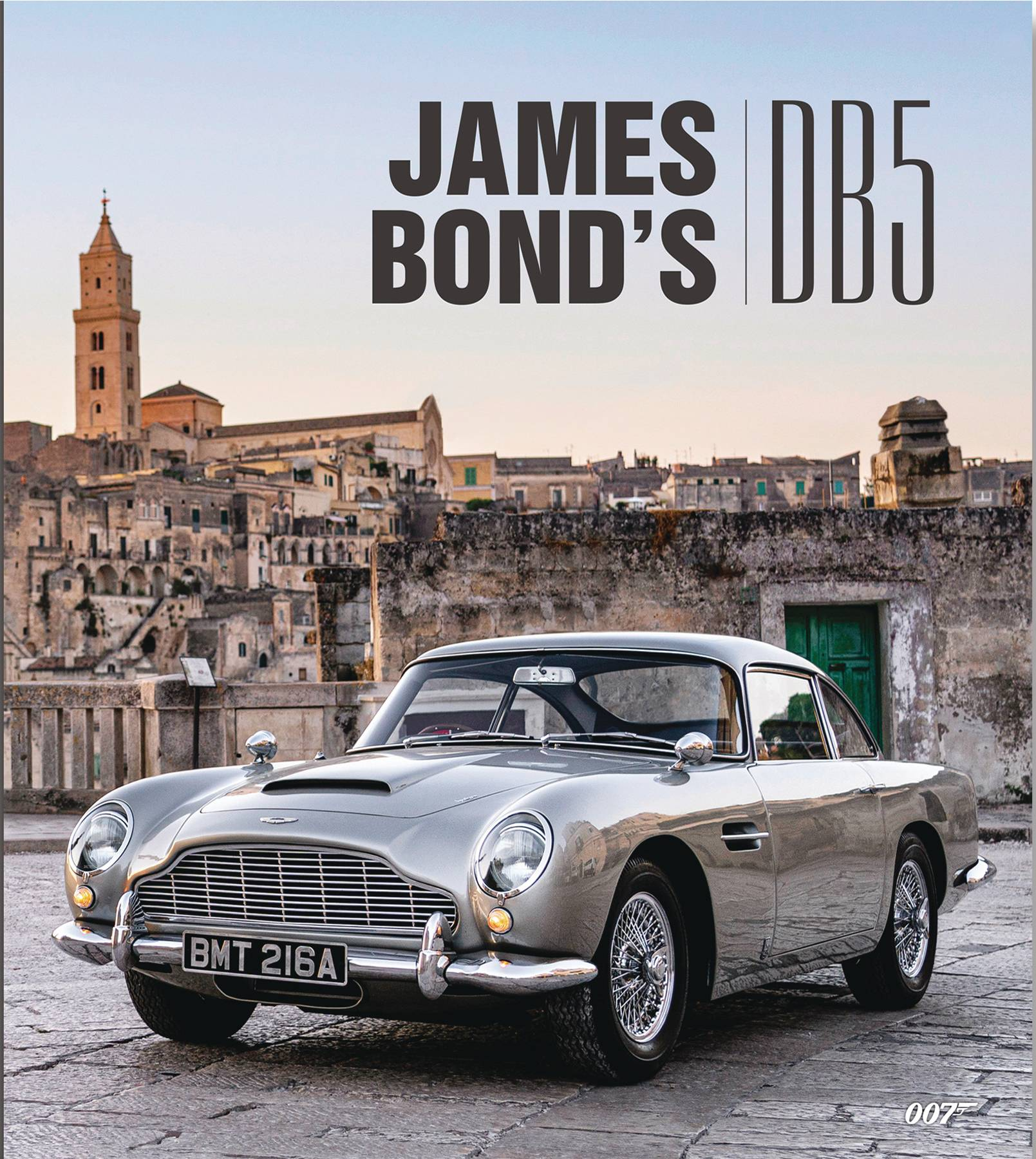 JAMES BOND ASTON MARTIN DB5 HC