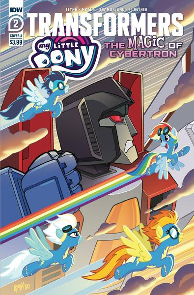 MY LITTLE PONY TRANSFORMERS II